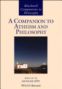 A Companion to Atheism and Philosophy Pdf/ePub eBook