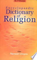 Encyclopaedic Dictionary of Religion
