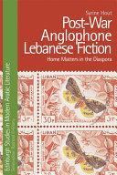 Post-War Anglophone Lebanese Fiction [Pdf/ePub] eBook
