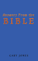 Pdf Answers From the Bible