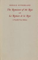The Romance of the Rose and Le Roman de la Rose