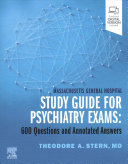 Massachusetts General Hospital Study Guide For Psychiatry Exams Book PDF