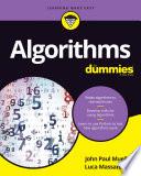 Algorithms For Dummies