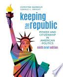 Keeping the Republic Book
