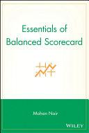 Essentials of Balanced Scorecard