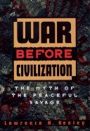 War Before Civilization [Pdf/ePub] eBook