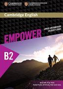 Cambridge English Empower Upper Intermediate Student s Book