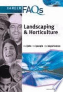Landscaping [and] Horticulture