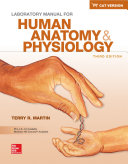 Laboratory Manual for Human Anatomy   Physiology Cat Version Book