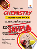 (Free Sample) Objective Chemistry Chapter-wise MCQs for NTA JEE Main/ BITSAT/ NEET/ AIIMS 3rd Edition