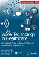 Voice Technology in Healthcare Book