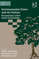 Environmental Crime and its Victims