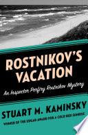 Rostnikov s Vacation