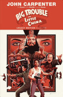 link to Big trouble in little China in the TCC library catalog