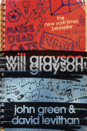 Will Grayson, Will Grayson Pdf/ePub eBook