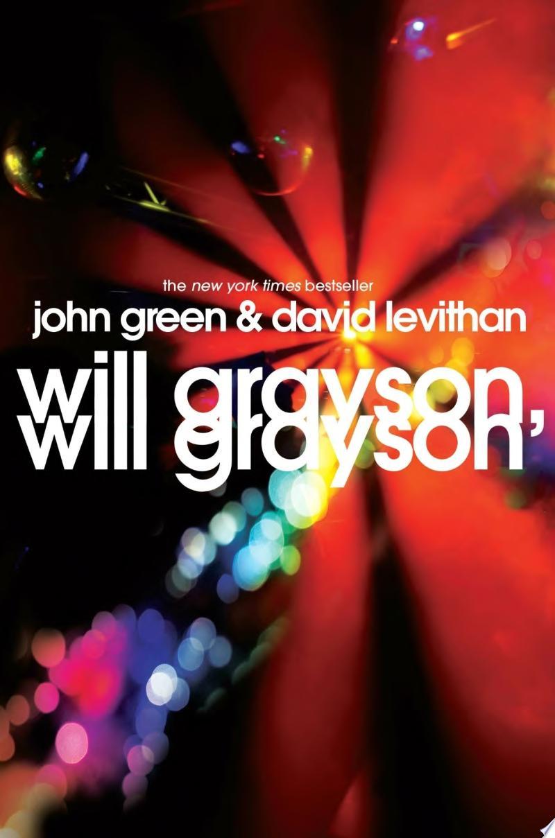 Will Grayson, Will Grayson image