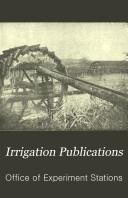 Irrigation Publications