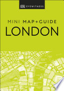 Dk Eyewitness London Mini Map And Guide