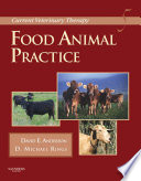"""Current Veterinary Therapy E-Book: Food Animal Practice"" by David E. Anderson, Michael Rings"