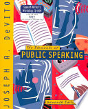 The Elements of Public Speaking
