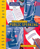 The Elements Of Public Speaking PDF