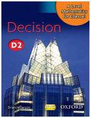 A Level Mathematics for Edexcel: Decision D2