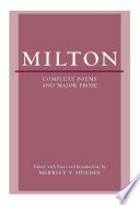 John Milton Books, John Milton poetry book