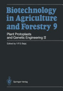 Plant Protoplasts and Genetic Engineering II