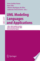 UML Modeling Languages and Applications