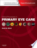 Part Expert Consult Site For Clinical Procedures In Primary Eye Care4 Book PDF