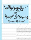 Calligraphy and Hand Lettering Practice Notepad