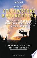 Moon Best of Yellowstone   Grand Teton