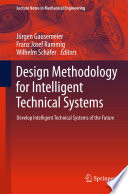 Design Methodology for Intelligent Technical Systems Book