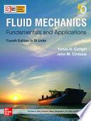 Fluid Mechanics  Fundamentals and Applications  4e in SI Units