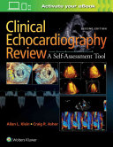 Clinical Echocardiography Review Book