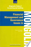 Financial Management and Governance Issues in Mongolia