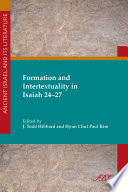 Formation and Intertextuality in Isaiah 24   27