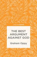 Pdf The Best Argument against God