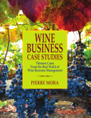 Pdf Wine Business Case Studies Telecharger