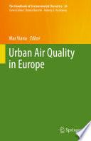 Urban Air Quality in Europe