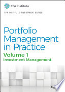 Portfolio Management in Practice  Volume 1