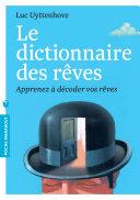 Pdf Dictionnaire des rêves Telecharger