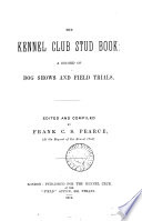 The Kennel Club Calendar And Stud Book