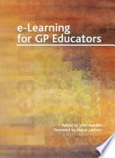 E Learning for GP Educators