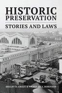 Historic Preservation Book PDF