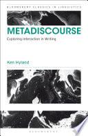 Metadiscourse