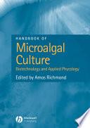 Handbook of Microalgal Culture