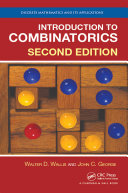 Introduction to Combinatorics, Second Edition
