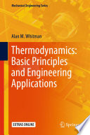 Thermodynamics: Basic Principles and Engineering Applications