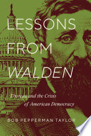 Lessons from Walden